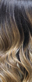 "Caramel Almond - A delicious ""bronde"" (brown + blonde). For a natural look of sun-faded locks, caramel and blonde tones are a worthy choice. Dark brown hair and balayage highlights complement each other beautifully"