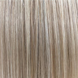 Champagne with Apple Pie (14R/16/613/103) - Light brown blonde root with mixture of ash blonde, lightest blonde, pure blonde and light neutral blonde