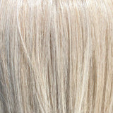 Coconut Silver Blonde (101/102/103/60A/23A/17) - A mixture blend of silver, pure, cool, ash and coconut blonde with a platinum blonde highlights