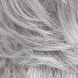 ICEDGRAY - Iced Blonde Dusted with Soft Sand & Golden Brown Roots with Golden Brown Underneath