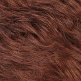 RH31 - Dark Auburn Tipped with 3 Red Tones