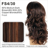 FAB by Vivica A. Fox - Stretch Cap Heat Friendly Synthetic Wig