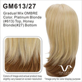 USHA-CL by Vivica A. Fox - Lace Front Heat Friendly Synthetic Wig
