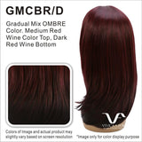 GLAM by Vivica A. Fox - Lace Front Heat Friendly Synthetic Wig