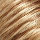 14/26 - Med Natural-Ash Blonde & Med Red-Gold Blonde Blend  - Salon Color Levels: 9NA/7RG