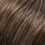 38 - Med Brown w/ 35% Lt Grey - Salon Color Levels: 6N/35% Lt Grey