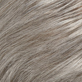 56/51 - Lt Grey w/ 20% Med Brown & Lt Grey w/ 30% Dk Brown Blend - Salon Color Levels: Lt Grey/4N/6N