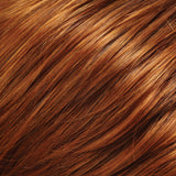 130/28 - Med Red & Lt Natural Red Blonde Blend - Salon Color Levels: 5R/8NR