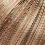 12FS12 - Malibu Blonde :: Lt Gold Brown, Lt Natural Gold Blonde & Pale Natural Gold-Blonde Blend, Shaded w/ Lt Gold Brown - Salon Color Levels: 8G/9G/12NA/8G