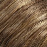 FS12/24B - Cinnamon Syrup :: Lt Gold Brown w/ Gold Blonde Bold Highlights - Salon Color Levels: 8N/9G