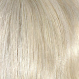 Marshmallow Blonde (101/102/103/60A) - A mixture blend of platinum, pure, and satin blonde with marshmallow blonde highlights