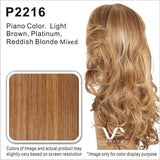 PAULETTE by Vivica A. Fox - Lace Front Heat Friendly Synthetic Wig