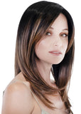 Balayage Sugar Rush by Belle Tress - Lace Front Monofilament Heat Friendly Synthetic Wig