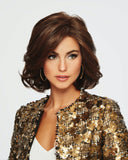CROWD PLEASER by Raquel Welch - Lace Front Mono Part Heat Friendly Synthetic Wig