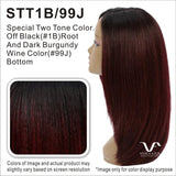 JAMILLA by Vivica A. Fox - Lace Front Heat Friendly Synthetic Wig