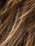 TOBACCO-LIGHTED (830.27.26) - Medium Brown base blended with Light Auburn and light golden blonde