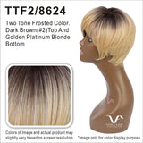 YEVA by Vivica A. Fox - Stretch Cap Heat Friendly Synthetic Wig
