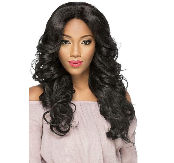 AL-GLEE by Vivica A. Fox - Lace Front Heat Friendly Synthetic Wig
