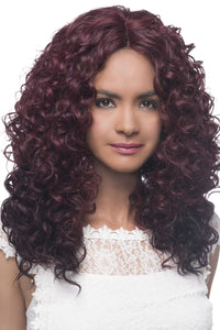 ADEL by Vivica A. Fox - Lace Front Heat Friendly Synthetic Wig