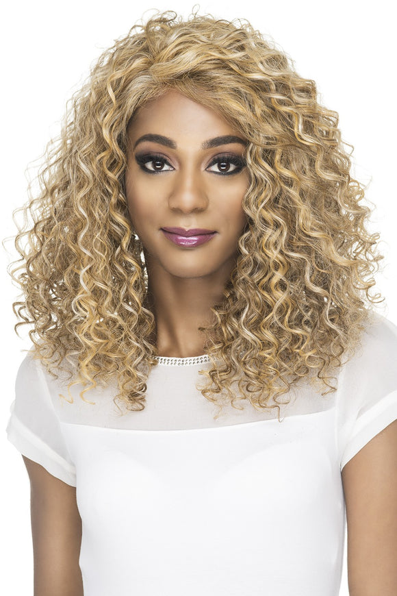 ADRIENNE by Vivica A. Fox - Lace Front Heat Friendly Synthetic Wig