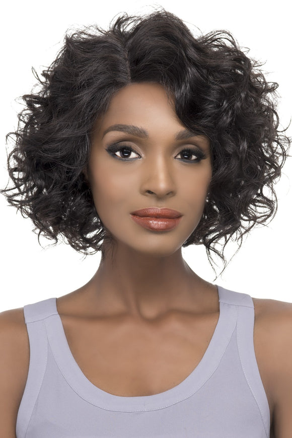 ALAINA by Vivica A. Fox - Lace Front Remy Human Hair Wig