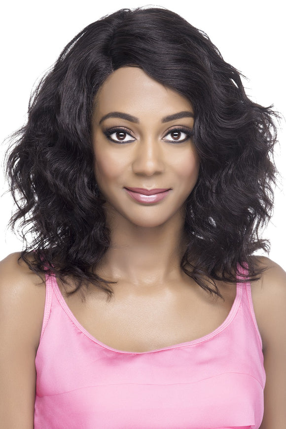 ANNETTE by Vivica A. Fox - Lace Front Remy Human Hair Wig