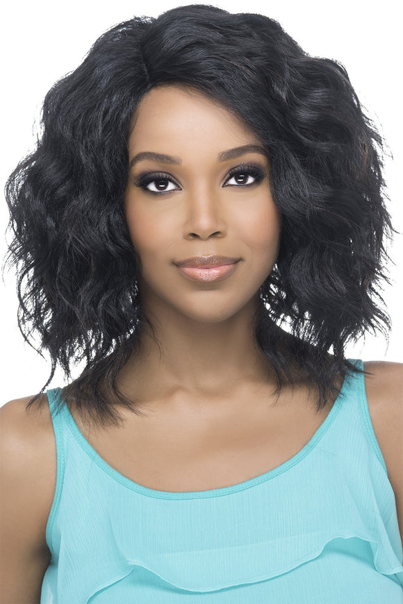 ANNSLEE by Vivica A. Fox - Lace Front Heat Friendly Synthetic Wig