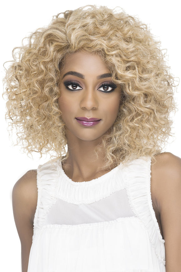 AREIS by Vivica A. Fox - Lace Front Heat Friendly Synthetic Wig