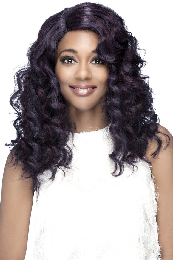 ARIANA by Vivica A. Fox - Lace Front Heat Friendly Synthetic Wig