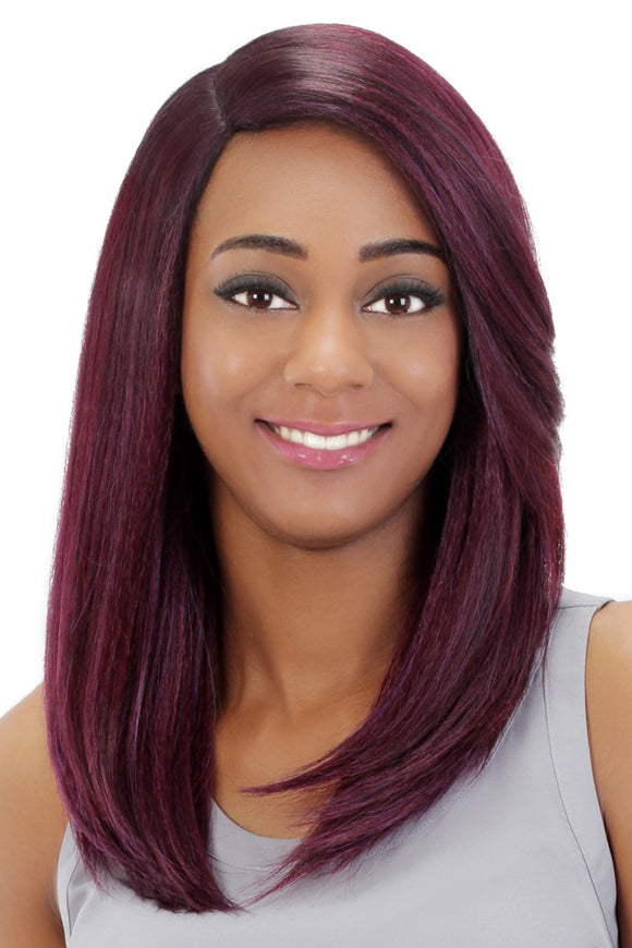 ATHENA by Vivica A. Fox - Stretch Cap Heat Friendly Synthetic Wig
