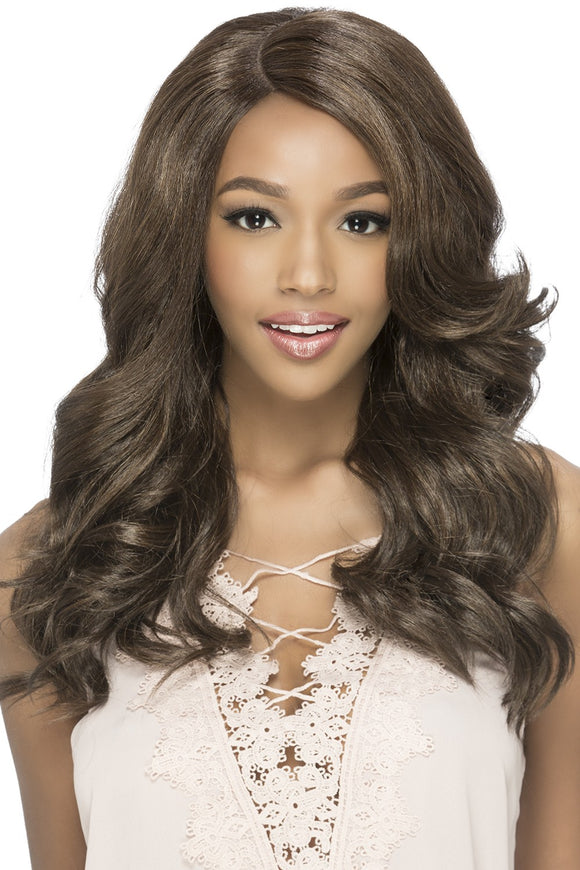 AUSSIE by Vivica A. Fox - Lace Front Heat Friendly Synthetic Wig