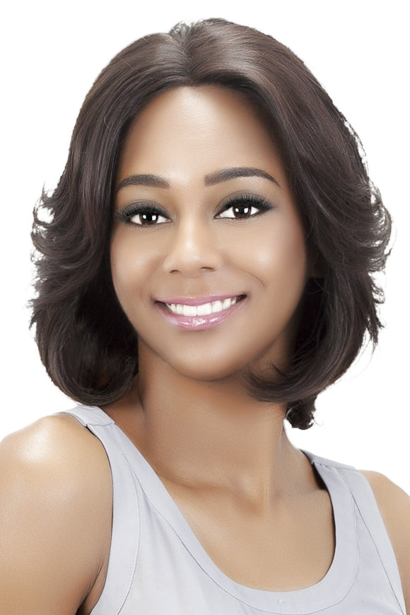 BLUEBELL by Vivica A. Fox - Lace Front Remy Human Hair Wig