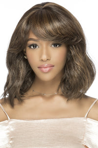BOSTON by Vivica A. Fox - Stretch Cap Heat Friendly Synthetic Wig
