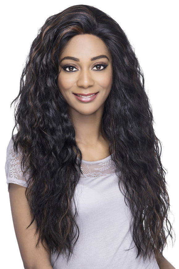 BROOKLYN by Vivica A. Fox - Lace Front Heat Friendly Synthetic Wig
