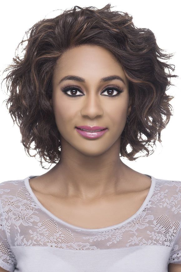 CHANEL by Vivica A. Fox - Lace Front Remy Human Hair Wig