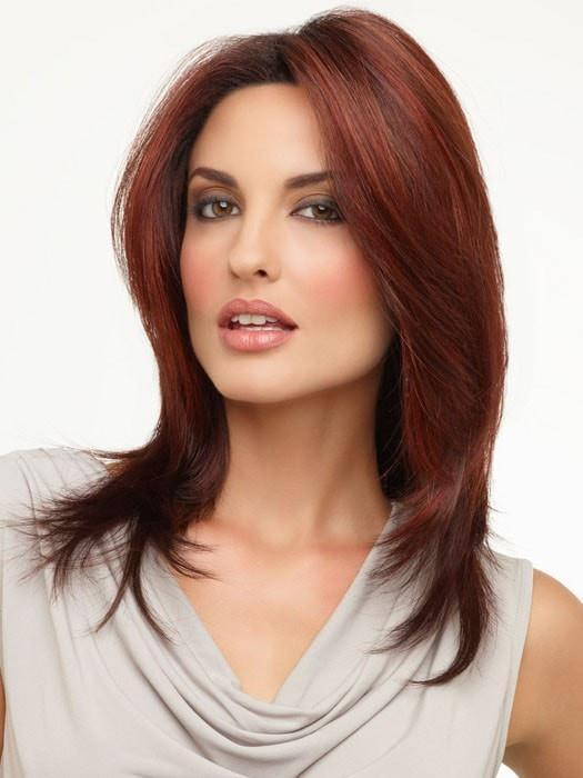 Color Shown - Dark Red