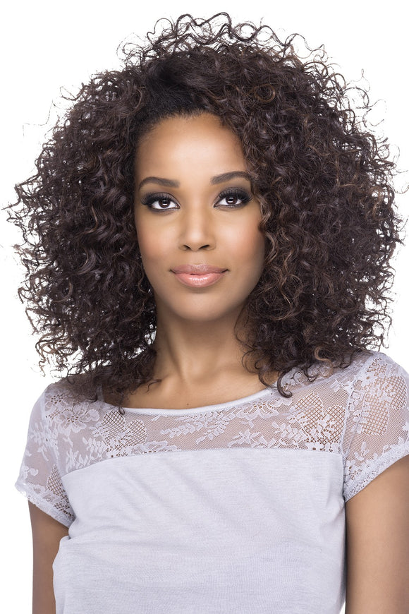 FHW-SAGE by Vivica A. Fox - Heat Friendly Synthetic Partial Wig