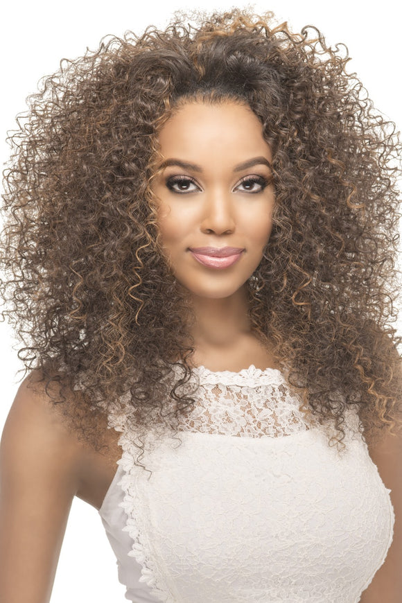 FHW-SOPHIA by Vivica A. Fox - Heat Friendly Synthetic Partial Wig