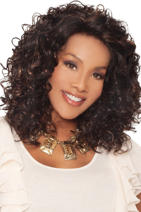 FOXY-V by Vivica A. Fox - Lace Front Synthetic Wig