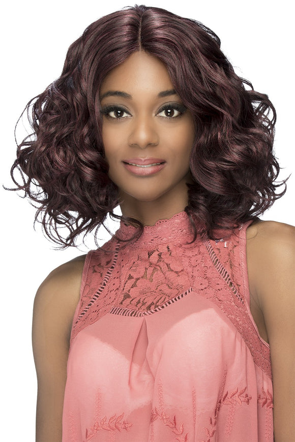 GLOW by Vivica A. Fox - Lace Front Heat Friendly Synthetic Wig