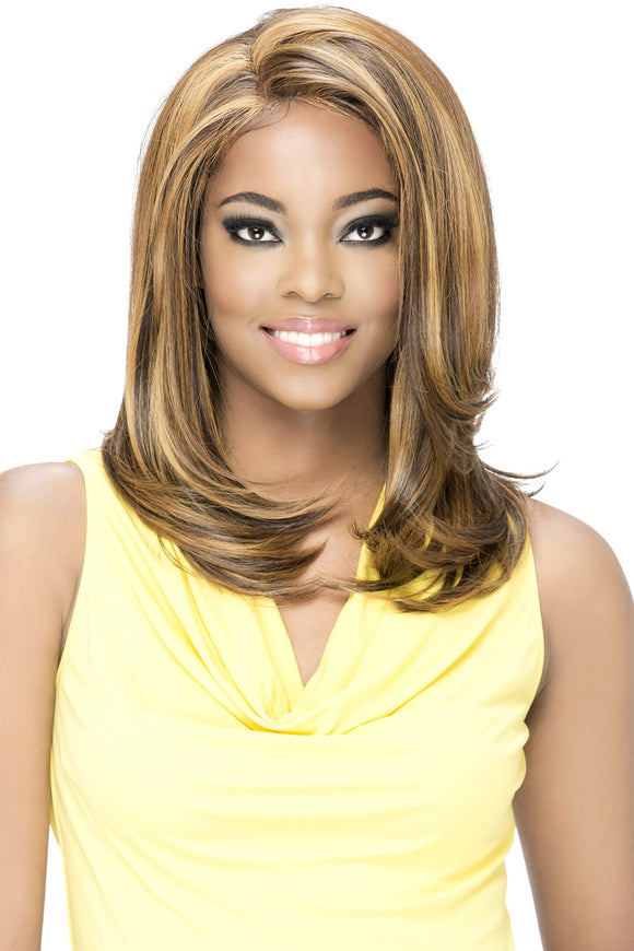 HM-EMERY by Vivica A. Fox - Lace Front Heat Friendly Synthetic Wig