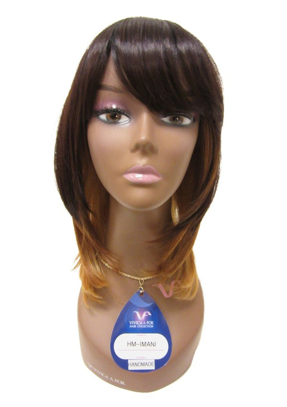 HM-IMANI by Vivica A. Fox - Heat Friendly Synthetic Wig