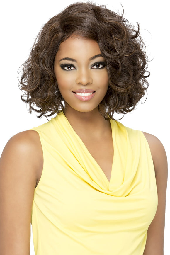 HM-JARITA by Vivica A. Fox - Lace Front Heat Friendly Synthetic Wig