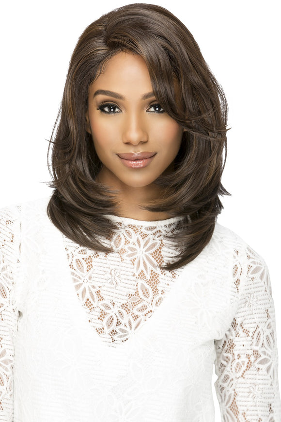 HM-SEPHORA by Vivica A. Fox - Lace Front Heat Friendly Synthetic Wig