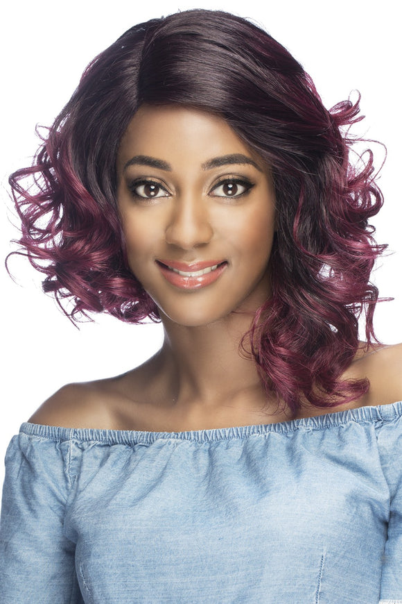 ILYSSA by Vivica A. Fox - Lace Front Heat Friendly Synthetic Wig