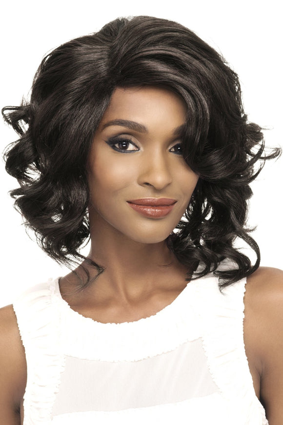 LAKIAH by Vivica A. Fox - Lace Front Heat Friendly Synthetic Wig