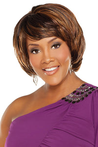 MIA-V by Vivica A. Fox - Stretch Cap Synthetic Wig