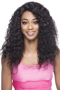 MILANO by Vivica A. Fox - Lace Front Remy Human Hair Wig