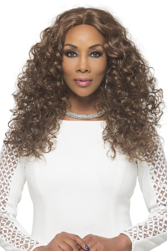 ODETTE by Vivica A. Fox - Lace Front Heat Friendly Synthetic Wig