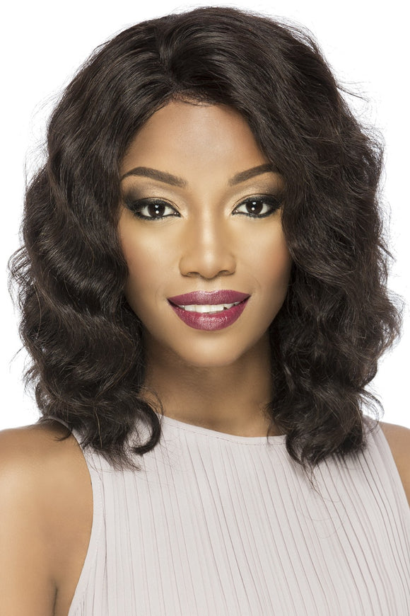 SHIRLEY by Vivica A. Fox - Lace Front Remy Human Hair Wig